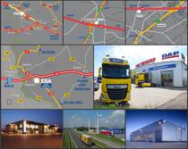 Prekybos aikštelė ESA Trucks Polska Sp. z o.o.