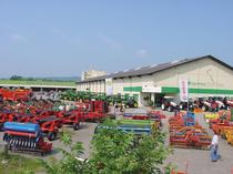 Prekybos aikštelė Lagerhaus Technik-Center GmbH & Co KG company