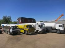 Prekybos aikštelė Baltic Special Machinery Export