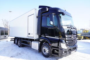 MERCEDES-BENZ Actros 2542 , e6 , 6x2 , BI-temperature ,19 EPAL , side door , r