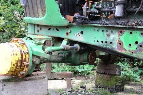 atsarginė dalys JOHN DEERE 6920 b/u zapchasti / used spare parts JOHN DEERE traktoriaus JOHN DEERE 6920