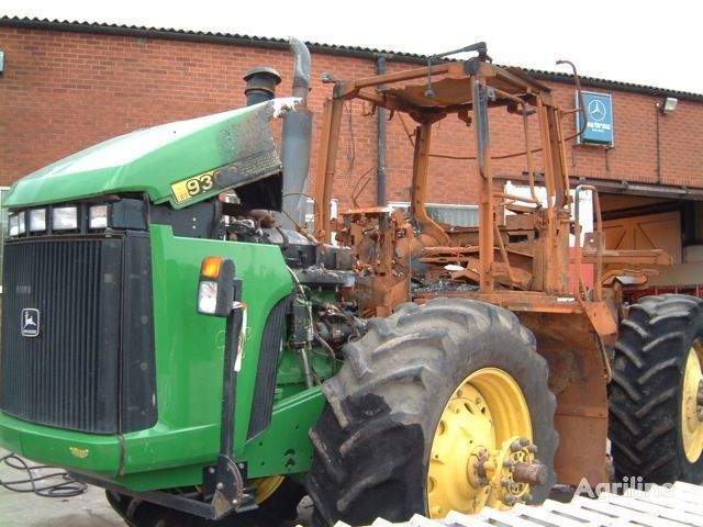atsarginė dalys b/u zapchasti / used spare parts JOHN DEERE traktoriaus JOHN DEERE 9300
