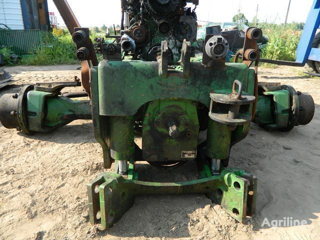 atsarginė dalys b/u zapchasti / used spare parts JOHN DEERE traktoriaus JOHN DEERE 6320