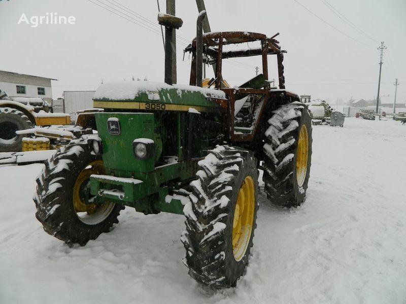atsarginė dalys b/u zapchasti / used spare parts JOHN DEERE traktoriaus JOHN DEERE 3050