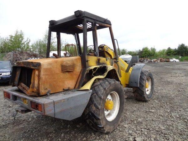 atsarginė dalys MATBRO TR 250  b/u zapchasti / used spare parts MATBRO krautuvo MATBRO TR 250