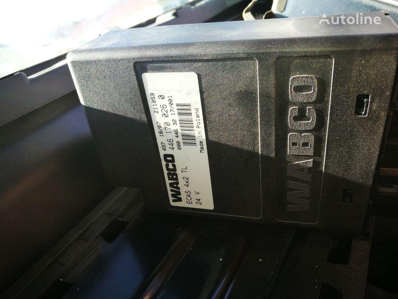 borto kompiuteris WABCO sunkvežimio MERCEDES-BENZ Axor , Atego , Wabco 4461700260