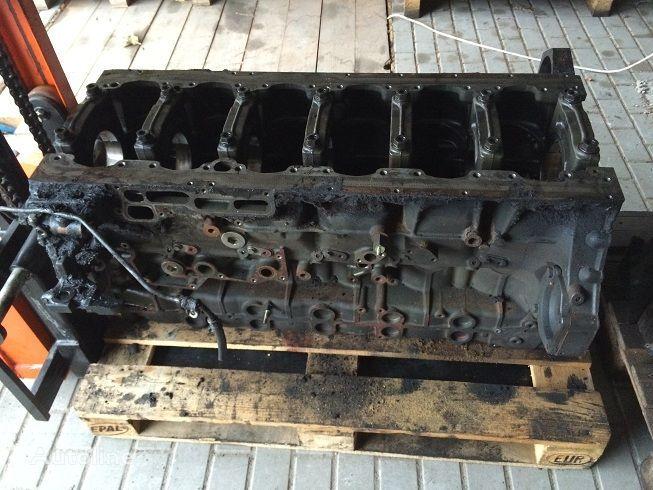 cilindrų blokas DAF 105XF EURO5, cylinder block, short block, engine type MX, MXC, 1 vilkiko DAF 105XF