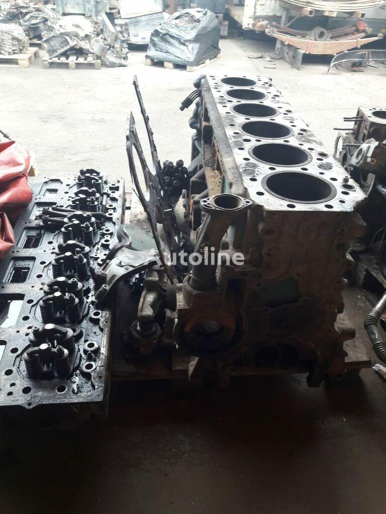 cilindrų blokas VOLVO D16C vilkiko VOLVO FH16