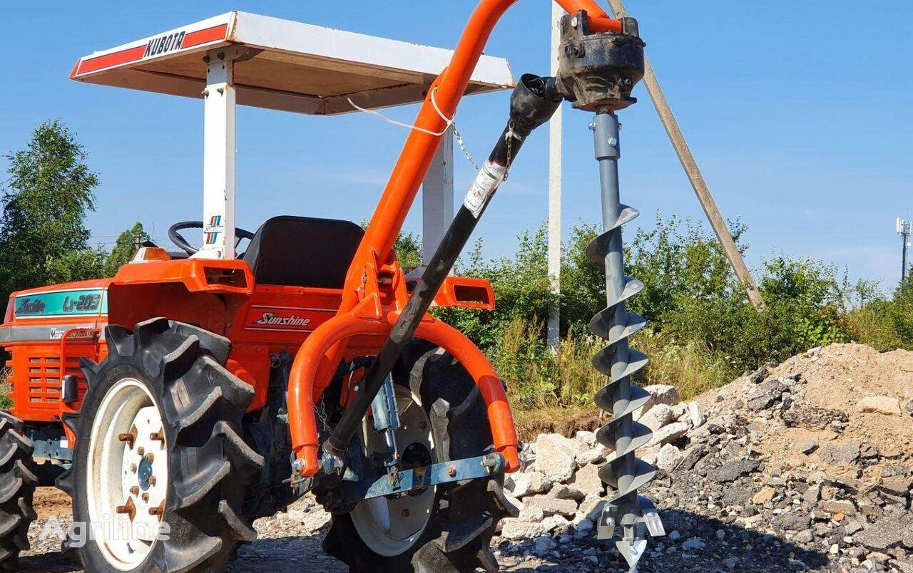 naujas gręžimo sraigtas Mateng DGL-30/50/80 mini traktoriaus