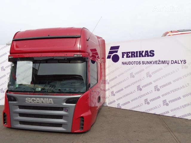 kabina SCANIA R Topline, Highline cabins for sale. vilkiko SCANIA R