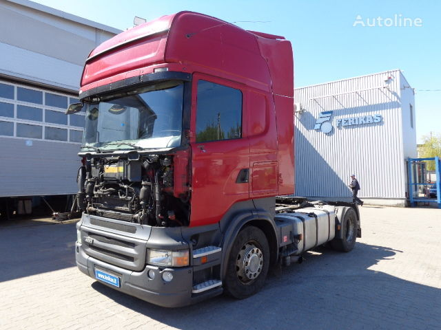 kabina SCANIA R for parts : engines, gearboxes, cabins, differentials, axles, vilkiko SCANIA R