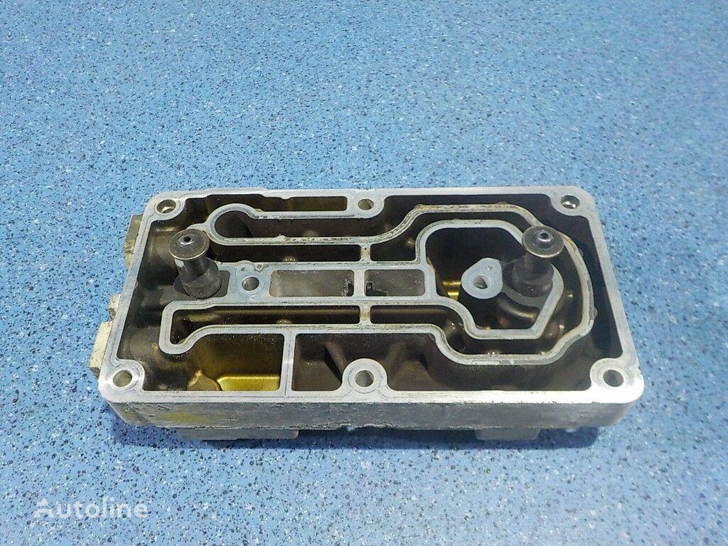 kita pneumatikos dalis Verhnyaya kryshka kompressora  SCANIA vilkiko SCANIA