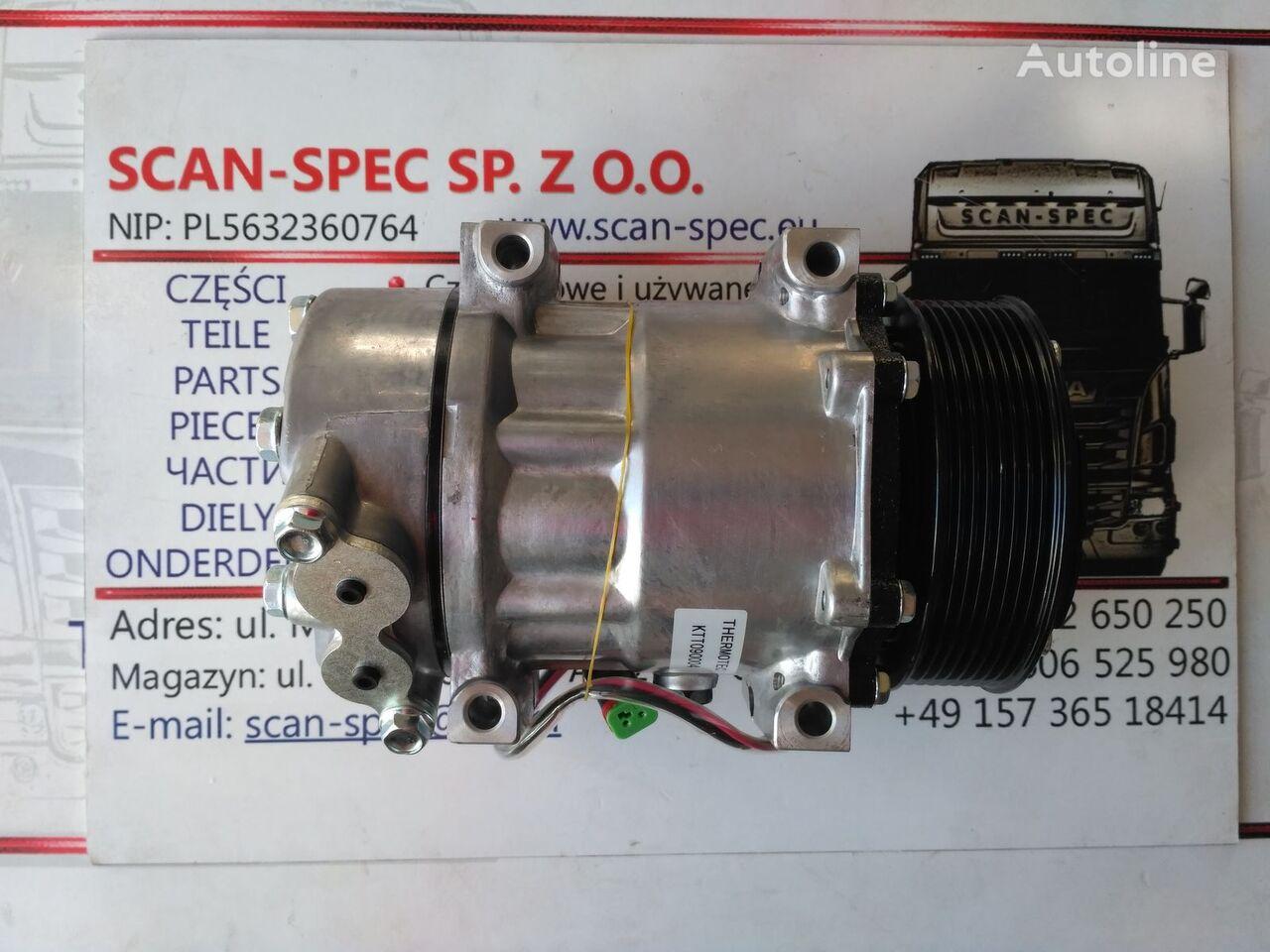 naujas kondicionieriaus kompresorius SCANIA vilkiko SCANIA serie 4