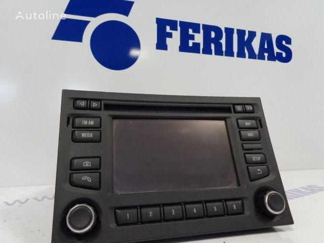 navigacijos sistema SCANIA radio navigation system vilkiko SCANIA R