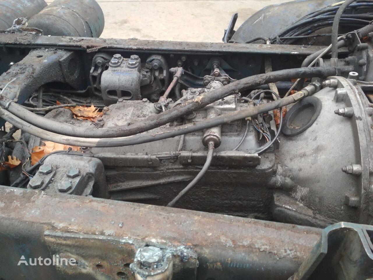 pavarų dėžė SCANIA sunkvežimio SCANIA P124