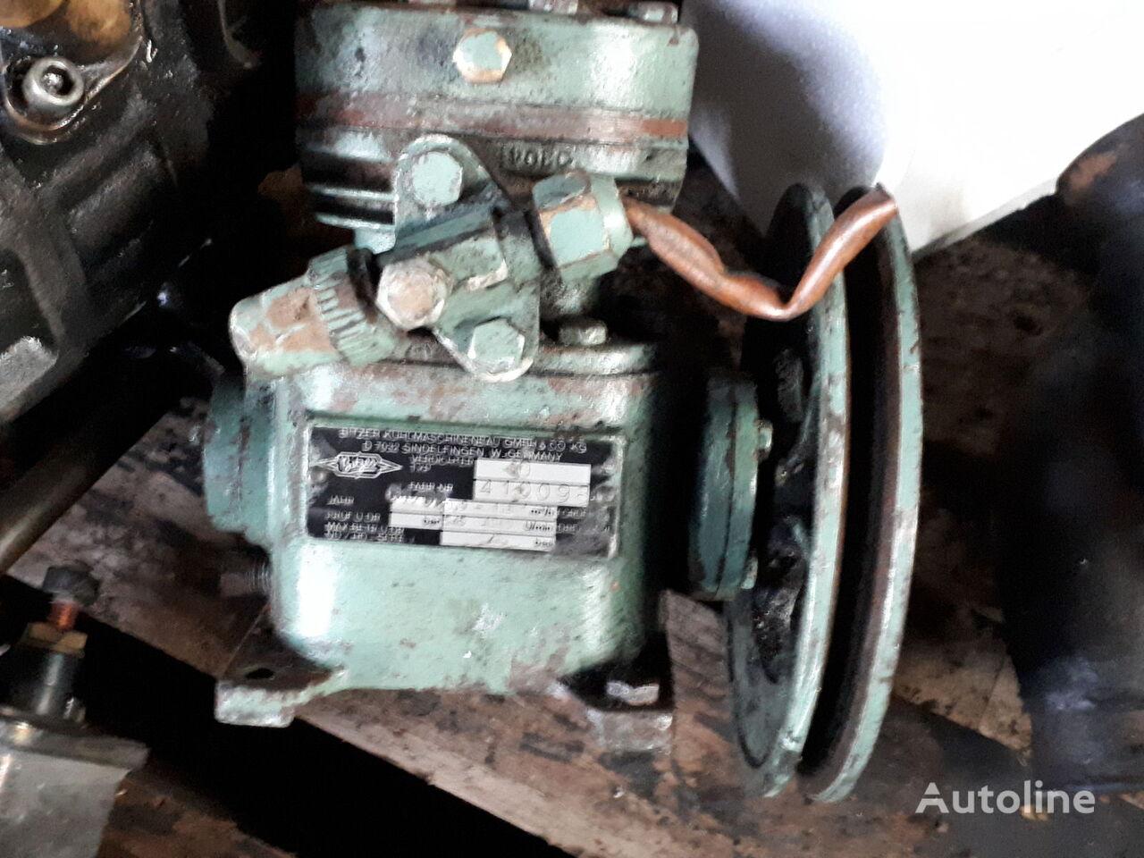 pneumatinis kompresorius SCANIA (0.9- 1.5 m.kub) autobuso BOVA