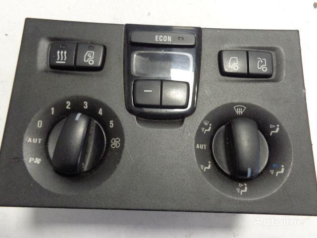prietaisų skydelis SCANIA AC air conditioning control unit vilkiko SCANIA R