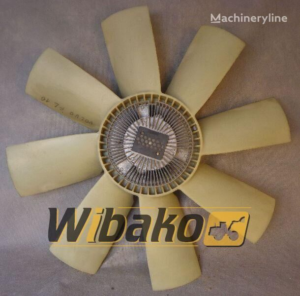 radiatoriaus ventiliatorius BEHR 6401606680 frontalinio krautuvo 6401606680 (1675048)
