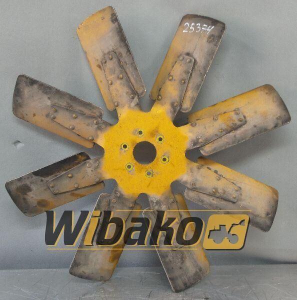 radiatoriaus ventiliatorius VOLVO ekskavatoriaus VOLVO