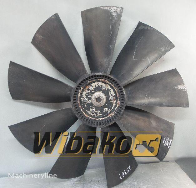 radiatoriaus ventiliatorius VOLVO frontalinio krautuvo VOLVO L220