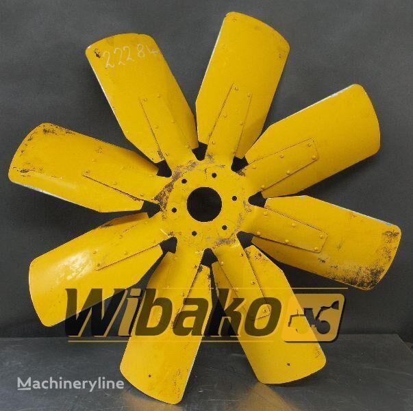 radiatoriaus ventiliatorius VOLVO frontalinio krautuvo VOLVO L150