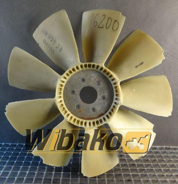 radiatoriaus ventiliatorius VOLVO ekskavatoriaus VOLVO EC460BLC