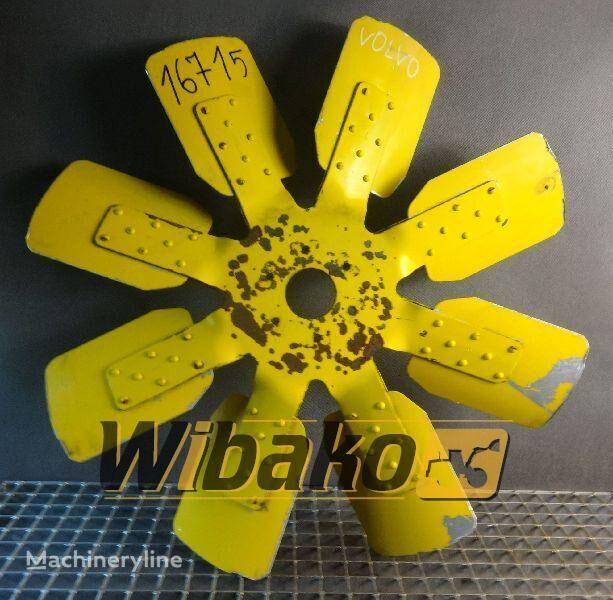radiatoriaus ventiliatorius VOLVO 11033187 frontalinio krautuvo VOLVO L180