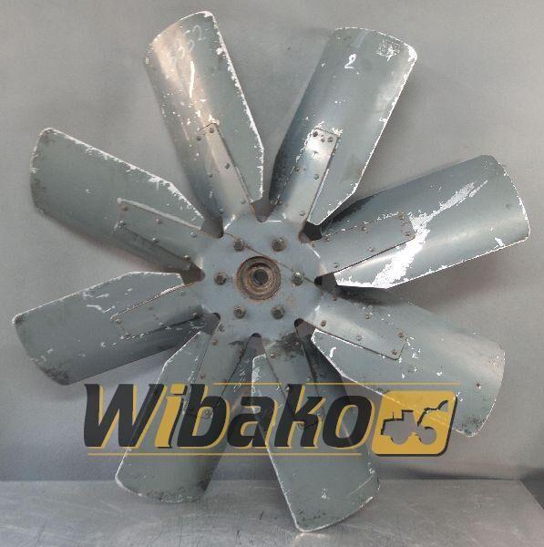 radiatoriaus ventiliatorius VOLVO 11110165PO1 ekskavatoriaus