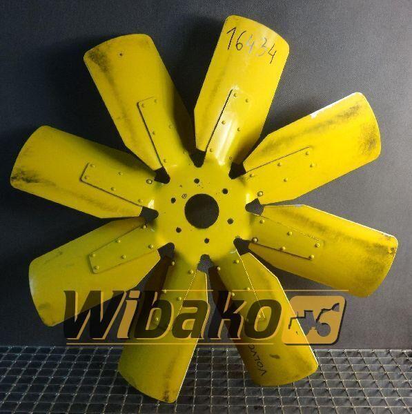 radiatoriaus ventiliatorius VOLVO 5709 kitos statybinės technikos 5709 (11033730P01)