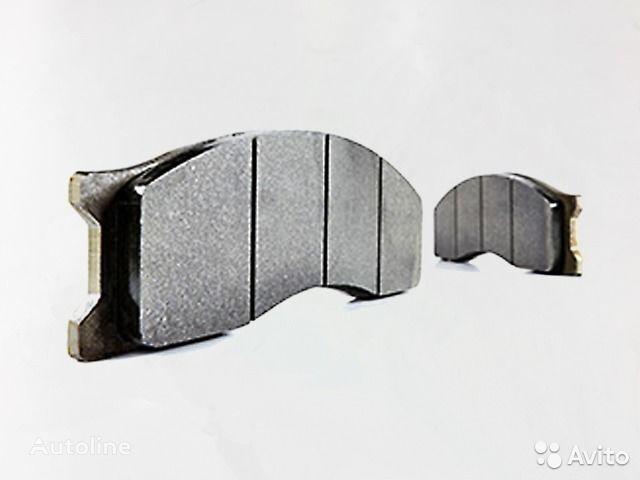 nauja stabdžių kaladėlės VOLVO šarnyrinio savivarčio VOLVO A25D