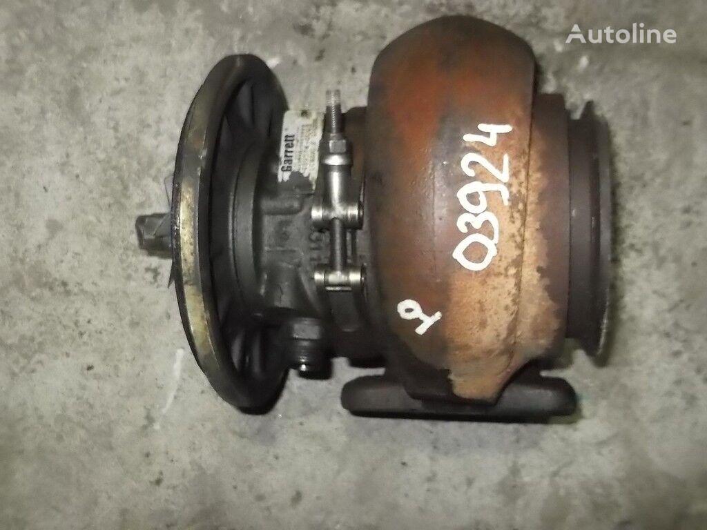 turbokompresorius SCANIA sunkvežimio SCANIA