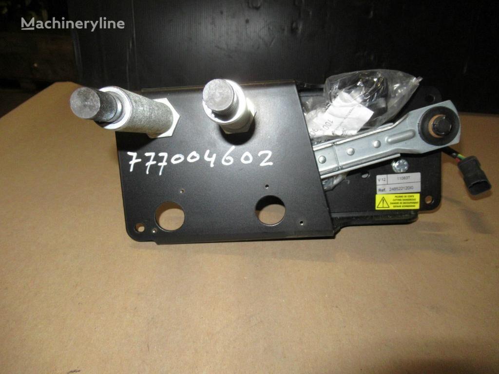 naujas valytuvo variklis CATERPILLAR ekskavatoriaus