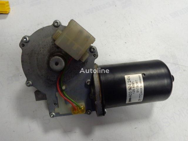 valytuvo variklis DAF Wipers motor VALEO vilkiko DAF XF105