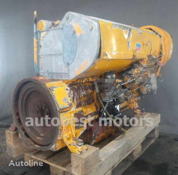 variklis DEUTZ BF6L513R autokrano