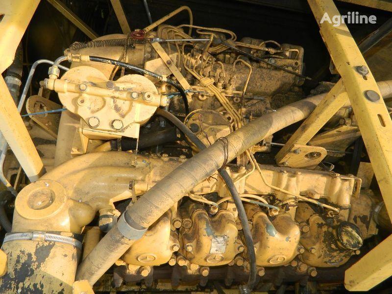 variklis MERCEDES-BENZ OM422 kombaino NEW HOLLAND TF46