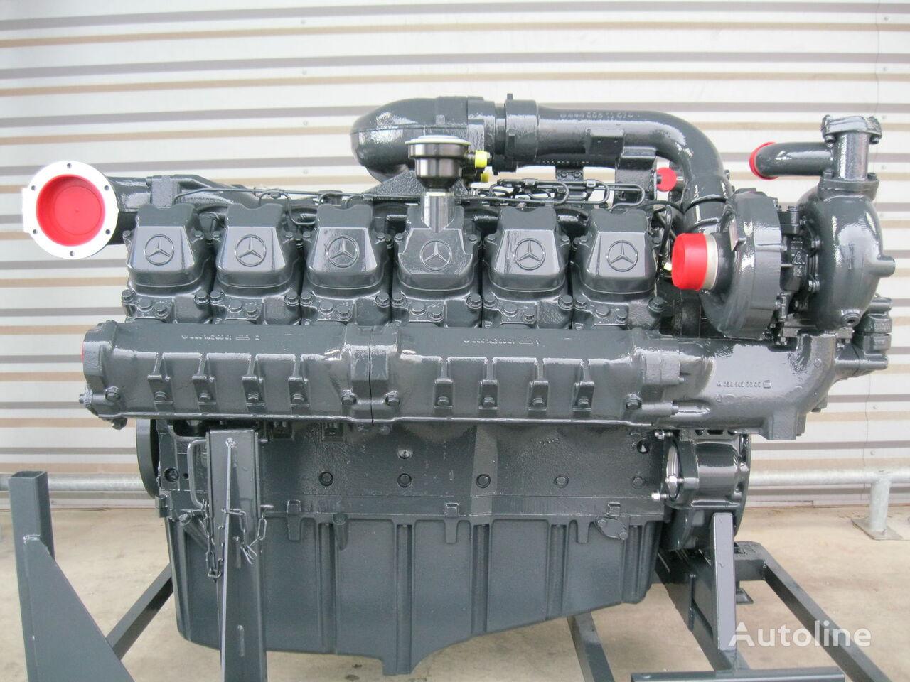 variklis MERCEDES-BENZ OM444LA autokrano LIEBHERR