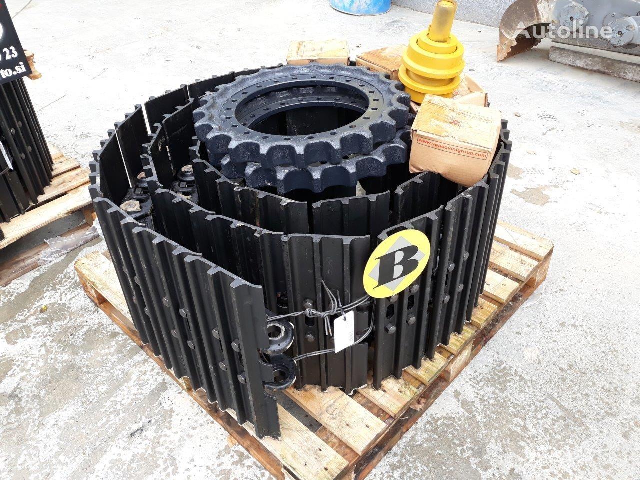 Vikšrai hidraulinėms žarnoms - Hidraulinės sistemos