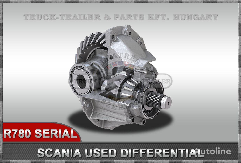 žingsnio reduktorius SCANIA R780 vilkiko SCANIA R