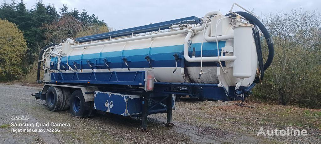 autocisterna LAG TANK 22000 Liter Vacuum ADR