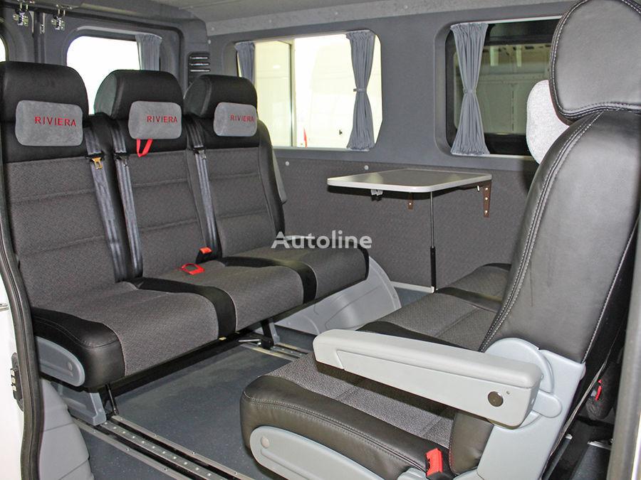 naujas keleivinis mikroautobusas FIAT Ducato