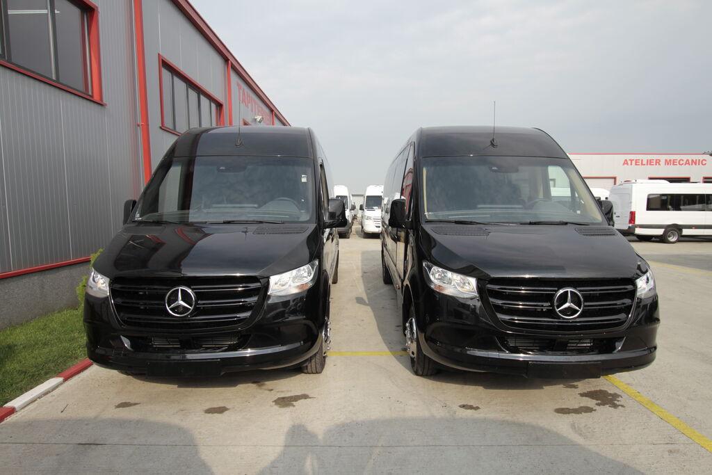 naujas keleivinis mikroautobusas MERCEDES-BENZ 519, vip *COC*