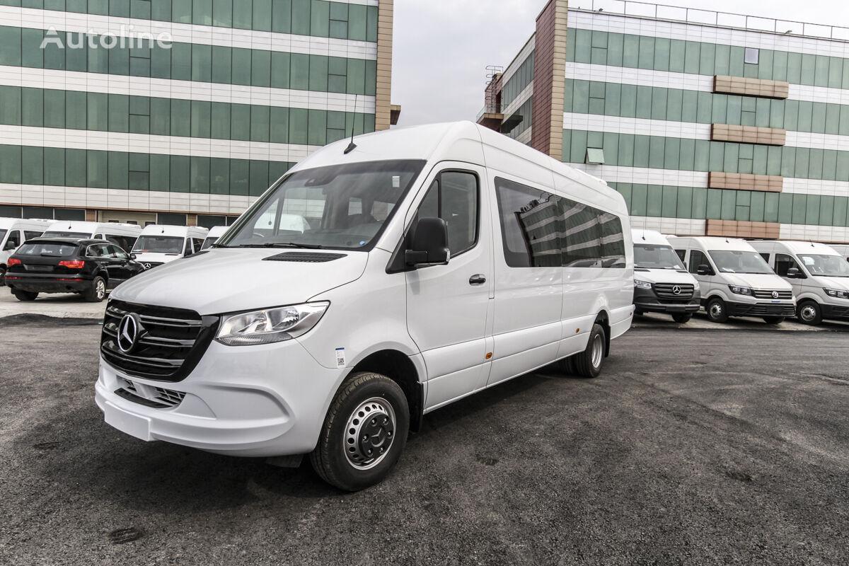 naujas keleivinis mikroautobusas MERCEDES-BENZ IDILIS 516 19+1+1 *COC* 5500kg * Ready for delivery
