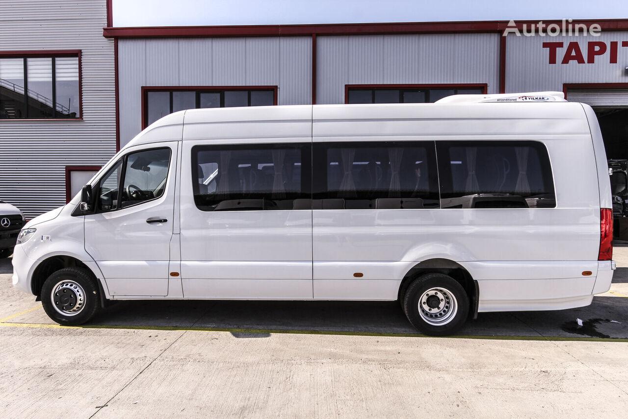 naujas keleivinis mikroautobusas MERCEDES-BENZ Idilis 519 19+1+1 *COC* Ready for delivery