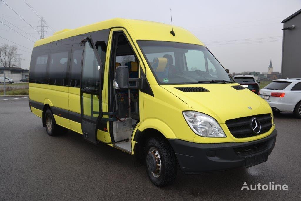 keleivinis mikroautobusas MERCEDES-BENZ MB 518 CDI