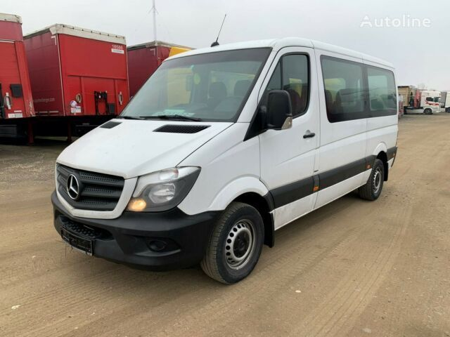 keleivinis mikroautobusas MERCEDES-BENZ Sprinter 216 CDi