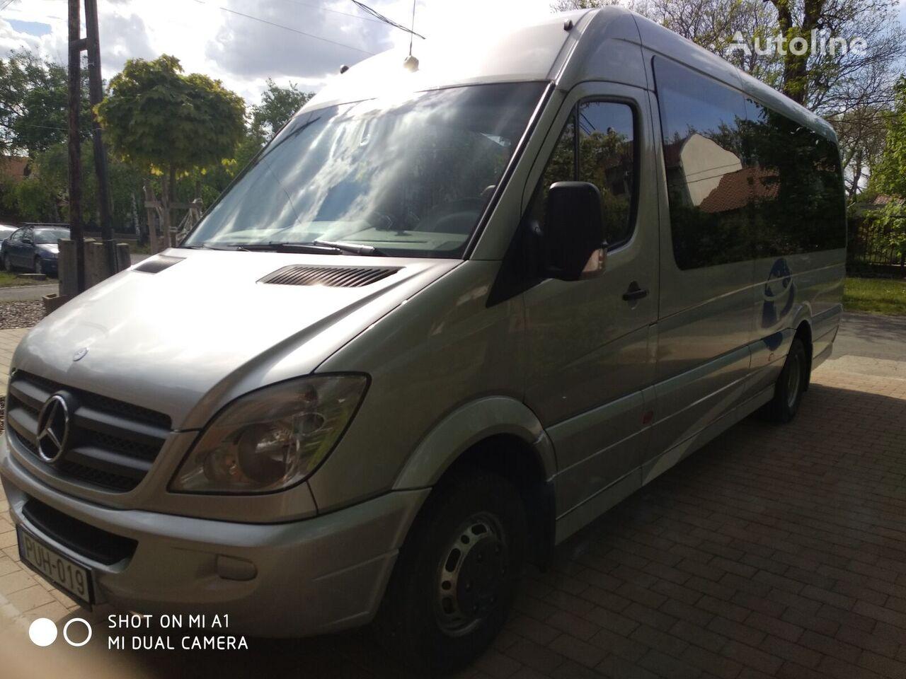 keleivinis mikroautobusas MERCEDES-BENZ Sprinter 519