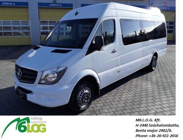 naujas keleivinis mikroautobusas MERCEDES-BENZ Sprinter 519 CDI  !!NEW TOURIST BUS!!