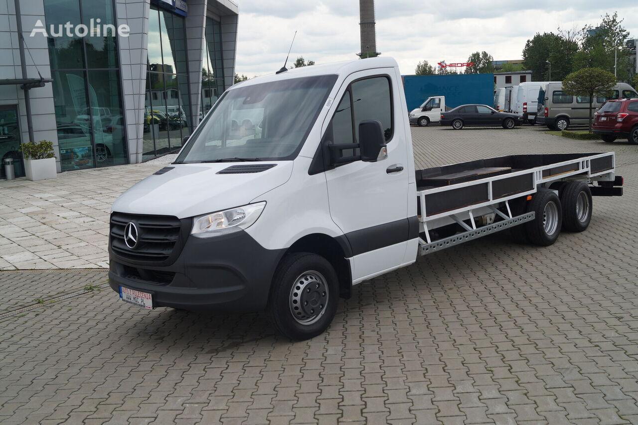 naujas mikroautobusas furgonas MERCEDES-BENZ Sprinter