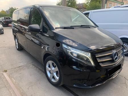 minivenas MERCEDES-BENZ Vito Tourer