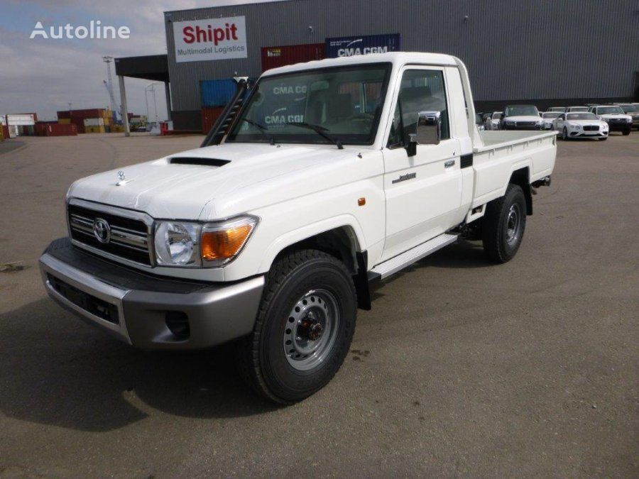 naujas pikapas TOYOTA Land Cruiser Pick-Up VDJ 79 4.5L TD simple cabine